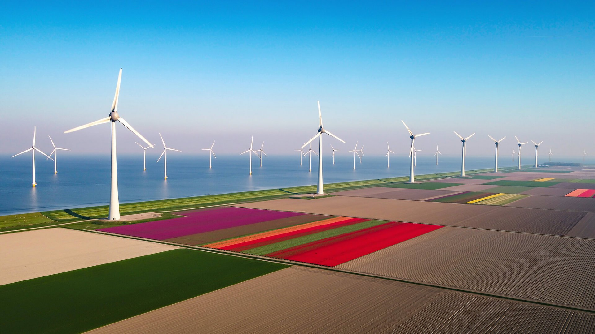 windmolens in nederland